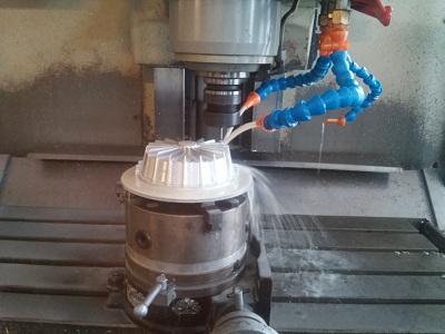 ماشین کاری و تکمیل قطعات