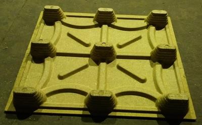 فروش پالت چوبی فشرده